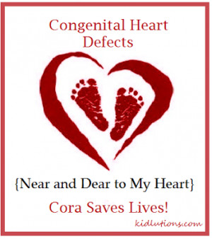 Congenital Heart Disease Awareness Congenital heart defects {near