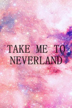 galaxy, neverland, sky