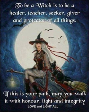 Witch Quote