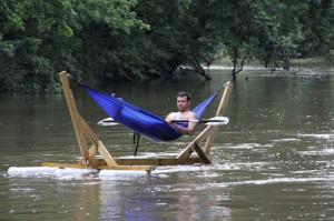 hammock-kayak