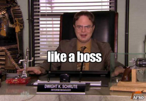 Dwight Schrute Fact Bears I tweet the same thing every