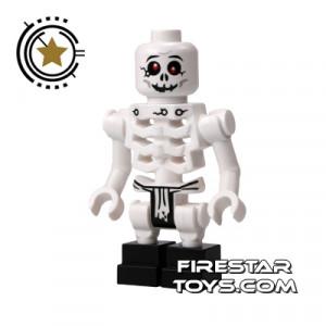 LEGO Ninjago Mini Figure - Bonezai | Ninjago LEGO Minifigures | LEGO ...