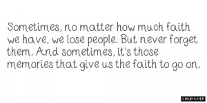 Lost Faith in Love Quotes