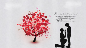 wallpapers or high quality, high resolution images of love theme? Get ...