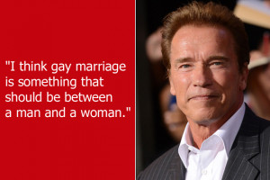 Dumb Celebrity Quotes – Arnold Schwarzenegger