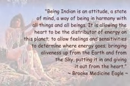 Native American Sayings & Quotes