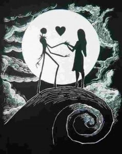 nightmare before christmas quotes love