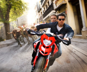 Knight and Day ..the movie