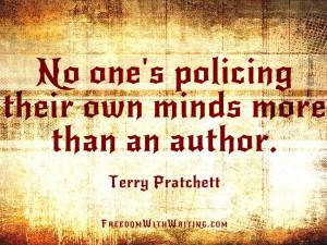 Terry Pratchett quote.