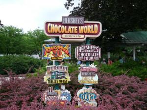 Hershey Chocolate World...