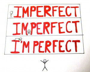 The Gifts of Imperfection: A Mini-Memoir
