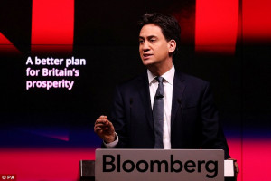 Ed Miliband faced a new business backlash last night after publicly ...