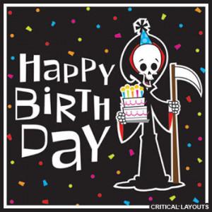 death metal happy birthday