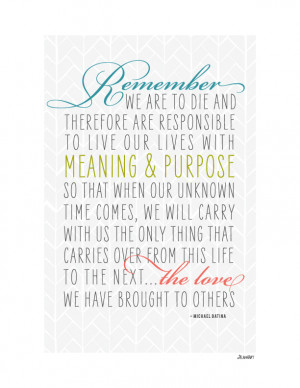 Quotes Remembering Someone Who Passed Away