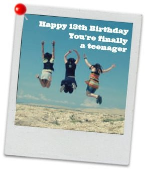 13 Year Old Birthday Quotes