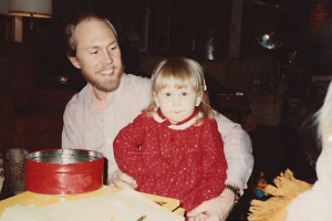 My father died when I was 14. This is the only story I can ever tell ...