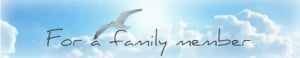 fm1 broken is the family circle our dear one has passed away passed ...