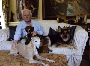 The dogs who lit up my life: Art critic BRIAN SEWELL tells the magical ...