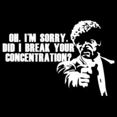 Pulp Fiction Quotes | Jules is sorry t-shirt