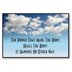 Chiropractic Quotes (4/19)