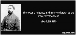 More Daniel H. Hill Quotes