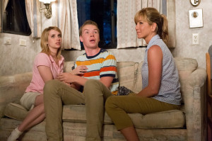 "We're the Millers: ""Well, I'm awake and I speak English, so yeah ..."