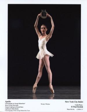 Wendy Whelan, Principal, New York City Ballet - Ballet, балет ...