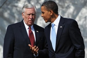 """Steny Hoyer: Obama Can """"Implement The Laws As He Believes They ..."""