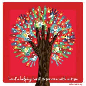 Lend a hand....