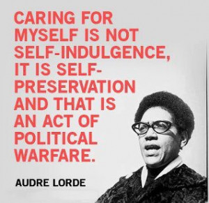 image via LowEndTheory – click to read their insights on Audre Lorde