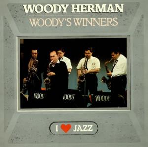 Woody Herman Woody's Winners NET LP RECORD CBS21110
