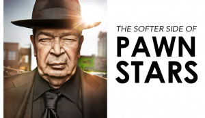 Richard Benjamin Harrison Pawn Stars