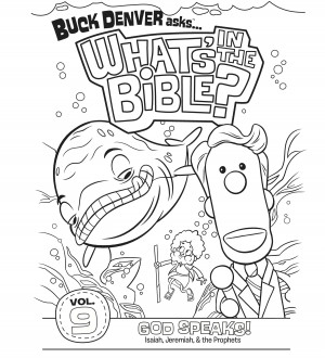Bible Coloring Pages For Kids With Verses Volume 9 coloring page