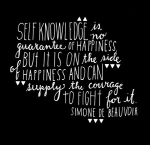 Simone de beauvoir quotes and sayings
