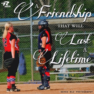 "Share"" with your teammates, softball sisters & new lifetime friends ..."