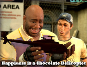 halolz dot com left4dead2 coach ellis happinessisachocolatehelicopter