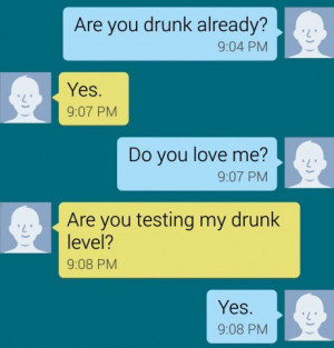 Alcohol Test | Funny Pictures and Quotes