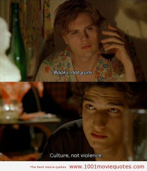 The Dreamers (2003) - movie quote