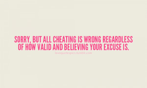 Love Quotes Cheating Quote...