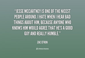 Go Back > Gallery For > Jesse Mccartney Quotes
