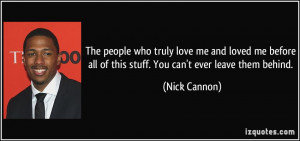 More Nick Cannon Quotes