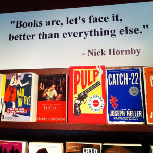 Nick Hornby Quotes (Images)
