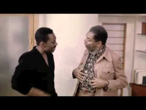 John Witherspoon AKA Pops In Boomerang , Coordinate