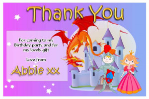 Birthday Thank You Cards. Quotes For Facebook Status. View Original ...
