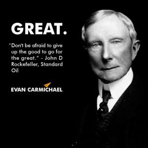 John D Rockefeller Quotes John d rockefeller #believe