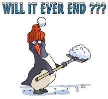 Snowy Day Funnies