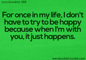 Teens Booklet - Best Quotes for Teens