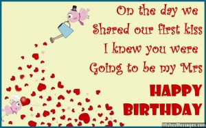 Birthday wishes for wife | WishesMessages.