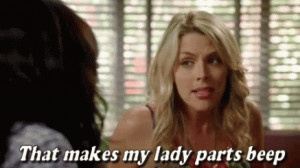 Cougar Town - Quotes ~ Lady parts beep ~ #cougartown #cougartownquotes ...