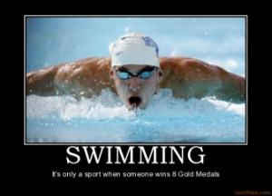 TAGS: michael phelps swimming sport olympics gold medal
